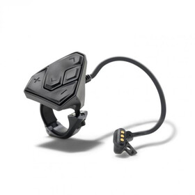 Bosch Kiox Compact Unità di controllo incluso cavo di collegamento, nero